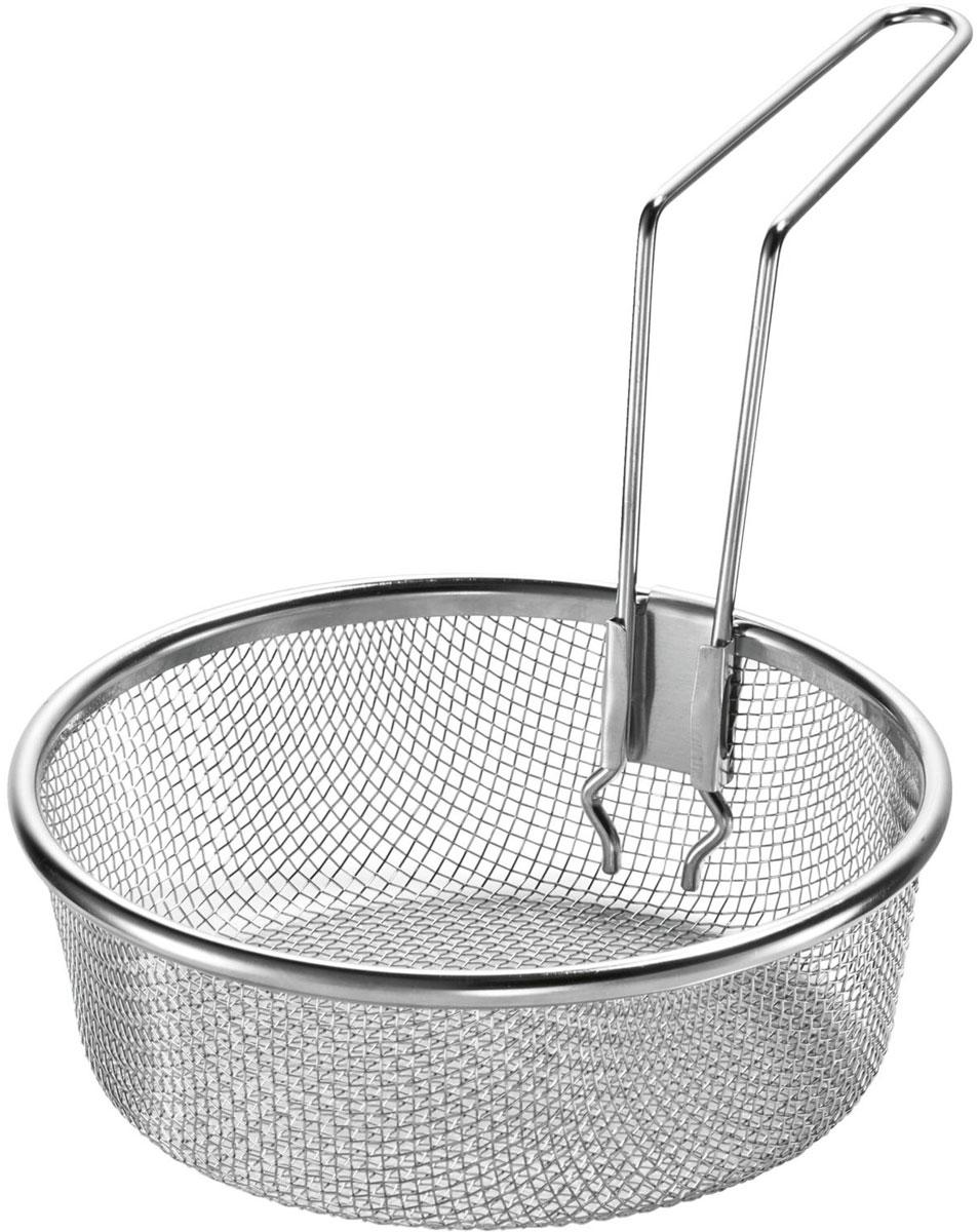 Bosch MAZ0FB контейнер для жарки во фтирюреMAZ0FBКонтейнер Bosch MAZ0FB для приготовления во фритюре для мультиварки выполнен из нержавеющей стали. Имеет съемную ручку для удобного использования. Можно мыть в посудомоечной машине.
