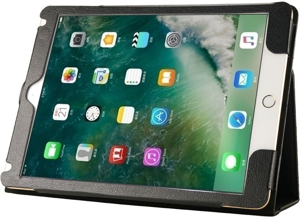 IT Baggage чехол для iPad Air 9.7 (2017), BlackITIP20172-1Чехол для планшета IT Baggage надежно защищает планшет от случайных ударов и царапин, а так же от внешних воздействий, грязи, пыли и брызг. Крышка используется как подставка под устройство. Чехол обеспечивает свободный доступ ко всем функциональным кнопкам.