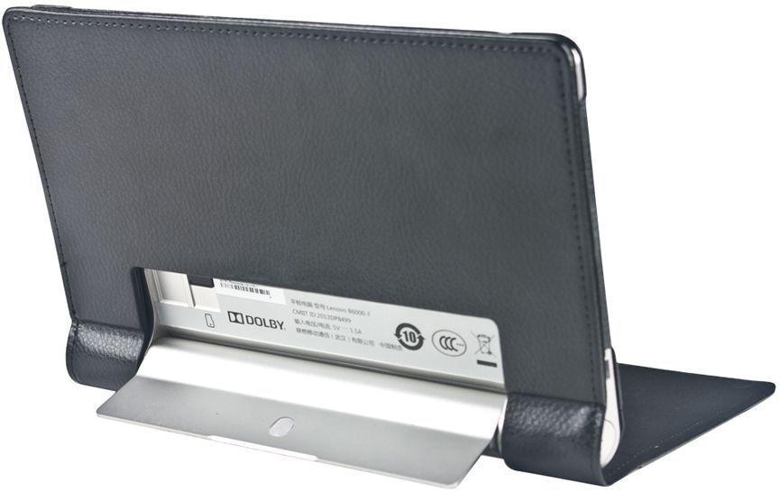 IT Baggage чехол для Lenovo Yoga Tablet 3 8, BlackITLNYT38-1Чехол для планшета IT Baggage надежно защищает планшет от случайных ударов и царапин, а так же от внешних воздействий, грязи, пыли и брызг. Крышка используется как подставка под устройство. Чехол обеспечивает свободный доступ ко всем функциональным кнопкам.