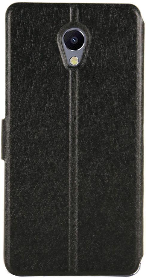 IT Baggage чехол для Meizu M5 Note, BlackITMZM5N-1Чехол IT Baggage надежно защищает смартфон от случайных ударов и царапин, а так же от внешних воздействий, грязи, пыли и брызг. Крышка используется как подставка под устройство. Чехол обеспечивает свободный доступ ко всем функциональным кнопкам.