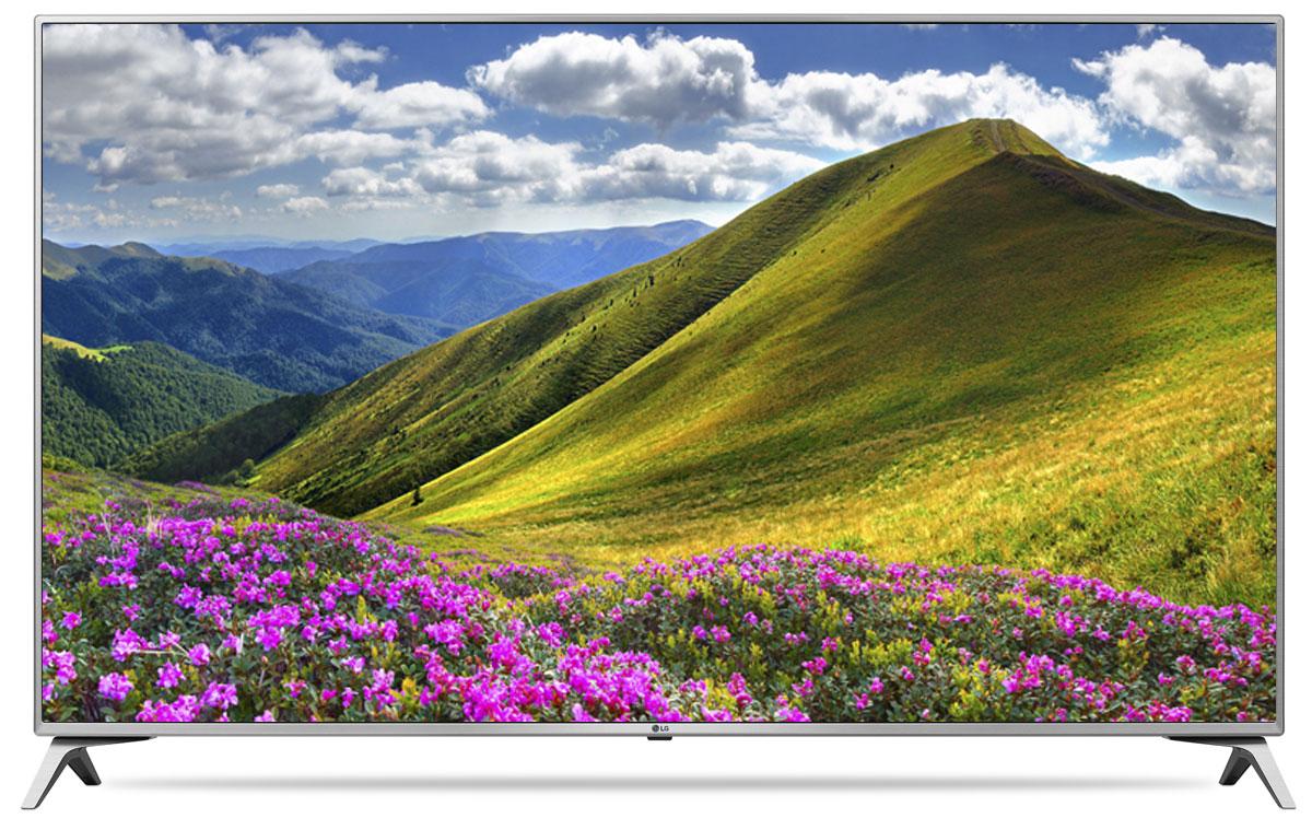 LG 49UJ651V телевизор90000002065Телевизор LG 49UJ651V передает точную цветопередачу и контрастность. С технологией IPS 4K цвета выглядят ярче и контрастнее под каким бы углом вы ни взглянули на экран.Технология Active HDR анализирует и оптимизирует контент в форматах HDR10 и HLG, создавая еще более захватывающее изображение с широким динамическим диапазоном. Благодаря особой технологии обработки видео в форматах HDR10 и HLG выбор HDR-контента становится шире.Уникальный режим HDR Effect увеличивает контрастность контента, снятого в стандартном динамическом диапазоне, и тем самым создает эффект HDR-качества.Используя алгоритм обработки видео 4K Upscaler, можно масштабировать изображение до разрешения 4К.Наполните пространство вокруг себя богатым звуком. Окунитесь в глубины звука благодаря новейшей технологии симуляции семиканального звучания.Гладкий, тонкий, бесшовный - этими словами можно описать дизайн нового LG 49UJ651V. Безупречный корпус идеально обрамляет телевизор, не отвлекая от картинки на экране.Современный пульт Magic Remote и обновлённый интерфейс webOS 3.5 создают максимальный комфорт для погружения в новый яркий мир: самое время окунуться в интригующий сюжет.