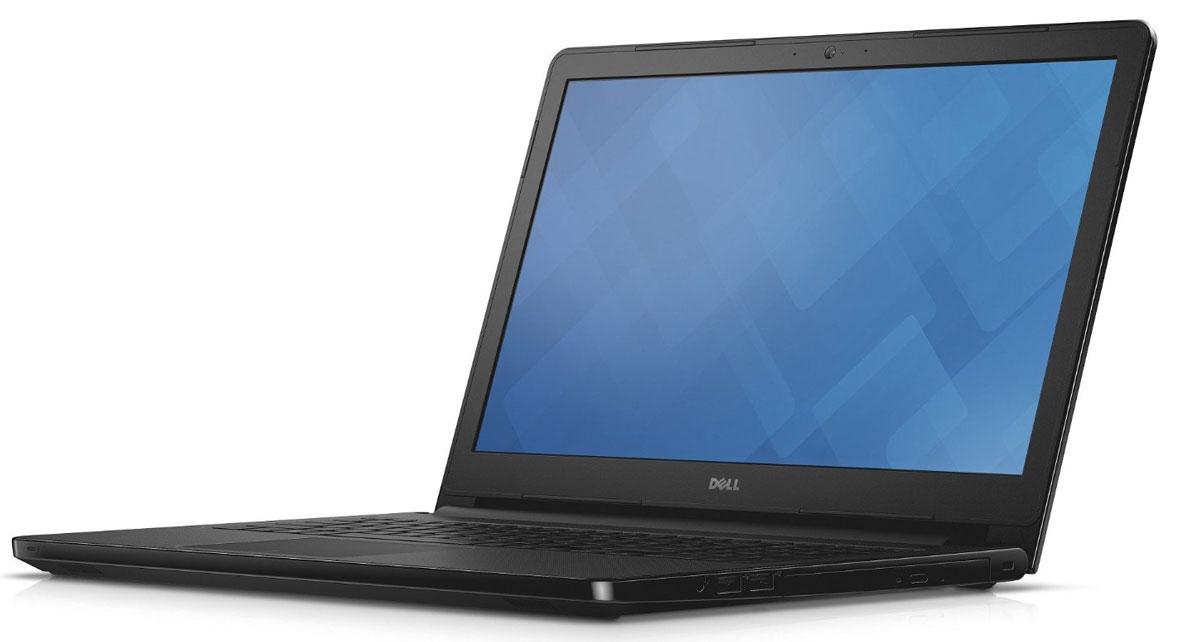 Dell Inspiron 5555, Black (5555-9723)5555-9723Благодаря изящному, легкому и недорогому 15,6-дюймовому ноутбуку Dell Inspiron 5555 с ярким дисплеем HD вы всегда сможете найти себе развлечение.Благодаря современным процессорами AMD просмотр веб-страниц, игры и приложения станут работать гораздо быстрее. Дискретный графический адаптер упростит выполнение ресурсоемких операций редактирования фотографий и видео без снижения производительности. А благодаря пространству хранения данных емкостью 1 ТБ вы сможете всегда иметь при себе свои файлы.Дисплей ноутбука Inspiron 5555 обеспечивает исключительное качество изображения. 15,6-дюймовый экран предоставляет обширное пространство для просмотра индивидуально или вместе с другими пользователями с превосходным разрешением HD, благодаря которому слайды презентаций и фотографии, видео и игры отображаются на нем с высокой степенью детализации и четкости.С помощью 10-клавишной цифровой клавиатурой вы сможете эффективно работать с электронными таблицами, а большая сенсорная панель позволяет быстрее масштабировать и прокручивать содержимое, а также наводить на него указатель мыши. Поддержка технологии Waves MaxxAudio обеспечивает качественное воспроизведение всего диапазона звуковых частот при прослушивании музыки или просмотре фильмов.Благодаря улучшенным характеристикам беспроводной связи по сравнению с предыдущими моделями WiFi-подключение стало более надежным. Технология Wi-Fi 802.11 b/g/n обеспечивает высокую скорость передачи данных, поэтому вы сможете беспрепятственно перемещаться, пользуясь впечатляющей производительностью беспроводной связи.Точные характеристики зависят от модификации.Ноутбук сертифицирован EAC и имеет русифицированную клавиатуру и Руководство пользователя.