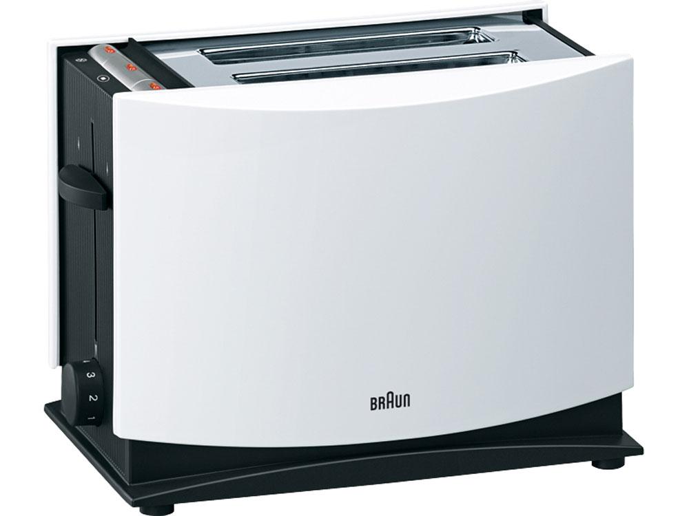 Braun MultiToast HT400, White тостер