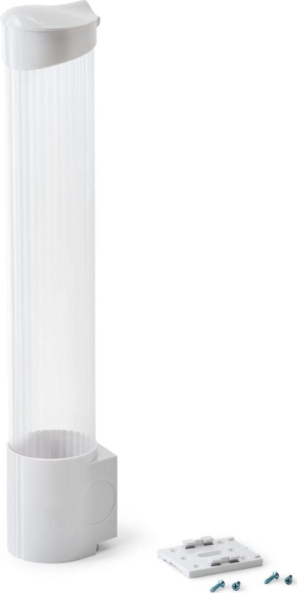 Vatten CD-V70SW, White стаканодержатель4649Стаканодержатель Vatten CD-V70SW на саморезах. Незаменимый аксессуар для кулеров и пурифаеров установленных в офисе и общественных местах. Вмещает 70 пластиковых стаканчиков. Верхняя крышка защищает стаканчики от пыли и случайных попаданий воды.