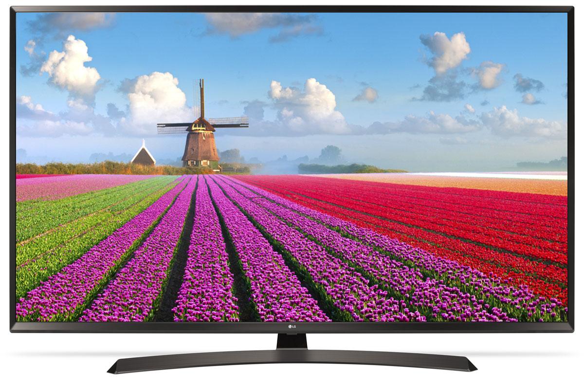 LG 43UJ634V телевизор90000004355Телевизор LG 43UJ634V передает точную цветопередачу и контрастность. С технологией IPS 4K цвета выглядят ярче и контрастнее под каким бы углом вы ни взглянули на экран.Технология Active HDR анализирует и оптимизирует контент в форматах HDR10 и HLG, создавая еще более захватывающее изображение с широким динамическим диапазоном. Благодаря особой технологии обработки видео в форматах HDR10 и HLG выбор HDR-контента становится шире.Уникальный режим HDR Effect увеличивает контрастность контента, снятого в стандартном динамическом диапазоне, и тем самым создает эффект HDR-качества.Используя алгоритм обработки видео 4K Upscaler, можно масштабировать изображение до разрешения 4К.Наполните пространство вокруг себя богатым звуком. Окунитесь в глубины звука благодаря новейшей технологии симуляции семиканального звучания.Современный пульт Magic Remote и обновлённый интерфейс webOS 3.5 создают максимальный комфорт для погружения в новый яркий мир: самое время окунуться в интригующий сюжет.
