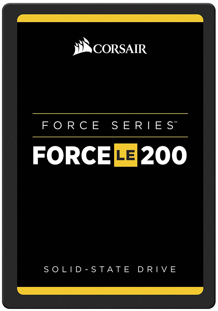 Corsair Force Series LE200 240GB SSD-накопитель (CSSD-F240GBLE200)