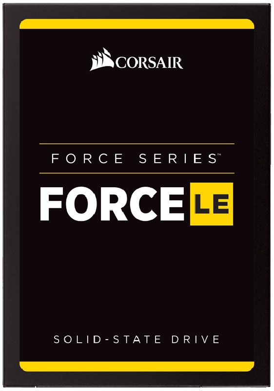 Corsair Force Series LE 480GB SSD-накопитель (CSSD-F480GBLEB)