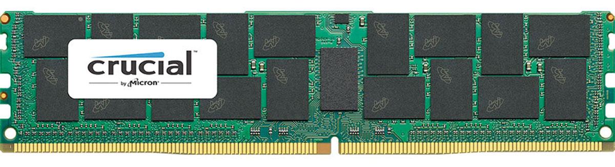 Crucial DDR4 32Gb 2133 МГц модуль оперативной памяти (CT32G4RFD4213)CT32G4RFD4213При производстве оперативной памяти Crucial DDR4 использовались только передовые технологи, с использованием качественных и прочных материалов, которые после установки в системный блок позволят компьютеру работать быстро, плавно, без зависаний. DDR4 обеспечивает повышенную производительность, увеличенную емкость DIMM, улучшенную целостность данных и пониженное энергопотребление. Мощная начинка способна работать с частотой 2133 МГц, а пропускная способность достигает 17000 Мб/с. Объем памяти составляет - 32 гигабайт. Отличные характеристики, которые смогут удовлетворить потребности большинства пользователей.