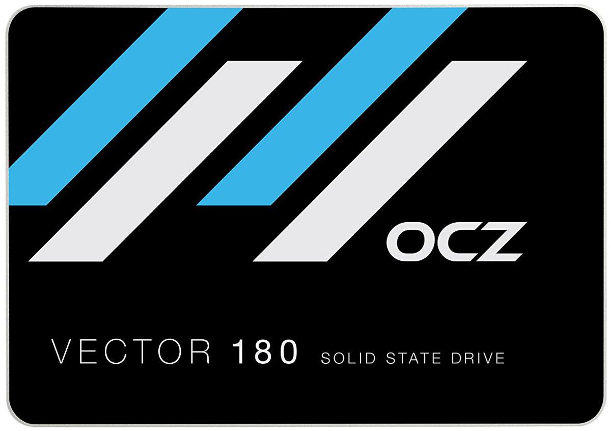 OCZ Vector 180 960GB SSD-накопитель (VTR180-25SAT3-960G)VTR180-25SAT3-960GТвердотельный накопитель OCZ Vector 180 представляет собой высокопроизводительное и энергоэффективное решение для хранения данных, позволяющие повысить производительность работы домашних компьютеров и ноутбуков.Данная модель значительно повышает скорость работы системы, обеспечивая более высокую скорость запуска, загрузки и передачи данных по сравнению с механическими жесткими дисками.Технология Power Failure Management PlusБлагодаря наличию в конструкции SSD мощных конденсаторов накопитель может штатно завершать свою работу даже в том случае, когда подача питания внезапно прекратилась.Данная модель имеет восьмиканальный контроллер Barefoot 3, который функционирует на частоте 397 МГц.