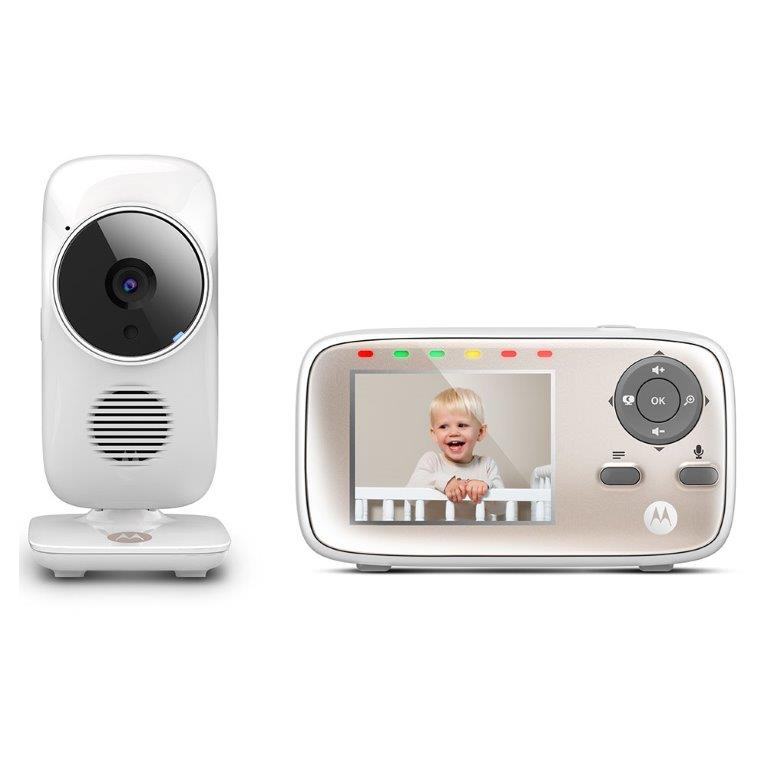 Motorola MBP667 Connect Видеоняня - Безопасность ребенка