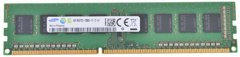Samsung DDR3 4Gb 1600 МГц модуль оперативной памяти (M378B5173EB0-CK0)