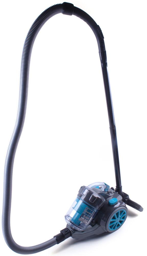Endever Skyclean VC-580 пылесосVC-580Мощный, стильный, современный циклонный пылесос Endever Skyclean VC-580 станет отличным помощником для любой хозяйки. Пылесос отлично справится со стандартными загрязнениями - пыль, грязь, мусор. Благодаря высокой мощности 2200 Вт, уборка станет легкой и быстрой. Пылесос очистит любые поверхности, в том числе мягкую мебель, занавески, ковровые покрытия, а также паркет, кафель и прочее. Он поможет с легкостью избавиться от волос домашних животных и вредоносной пыли. Благодаря циклонной системе фильтрации и фильтрам тонкой очистки, воздух очищается в пылесосе практически на 100%. Пылесос Endever SkyClean VC-580 не требует дополнительных расходов в виде мешков для сбора пыли. Достаточно время от времени проводить стандартную и легкую процедуру очистки фильтра.