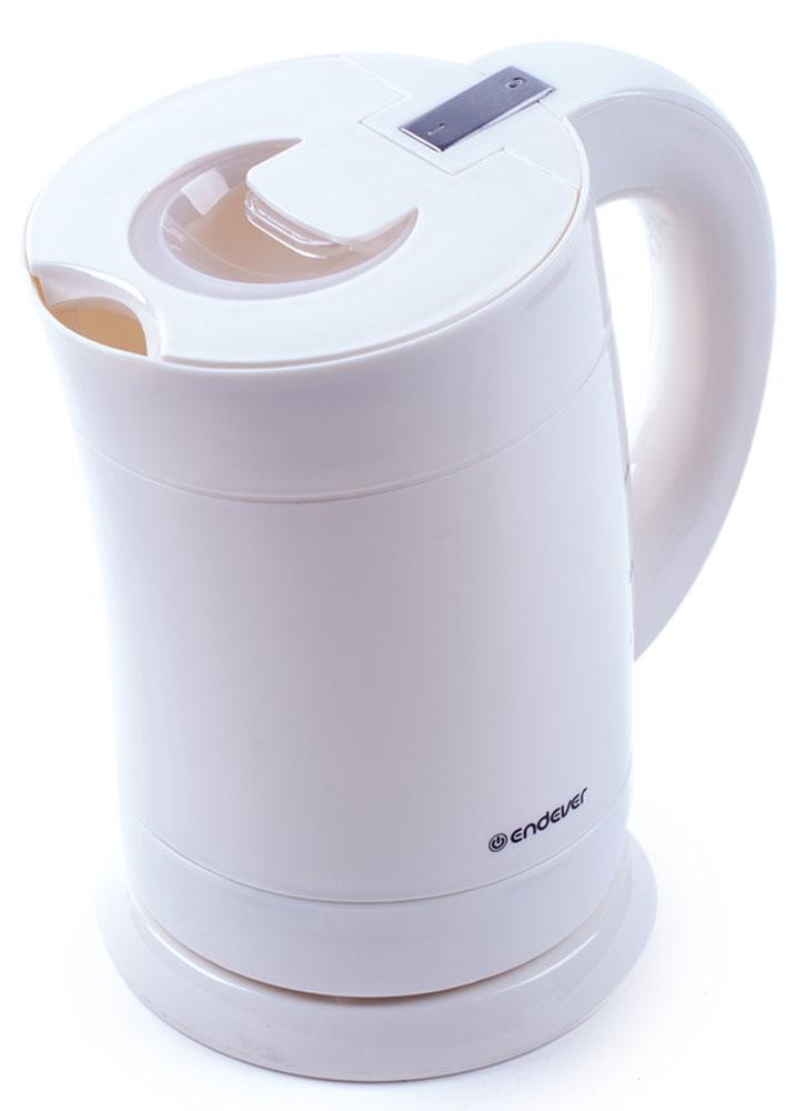Endever Skyline KR-355 чайник электрическийKR-355Чайник электрический Endever Skyline KR-355 выполнен из высококачественных материалов. Скрытый нагревательный элемент из нержавеющей стали обеспечивает быстрое закипание и долговечность. Удобный индикатор уровня воды помогает контролировать максимальное заполнение, текущий уровень и минимальный остаток. Удобный прочный механизм открывания крышки позволяет легко набирать воду.
