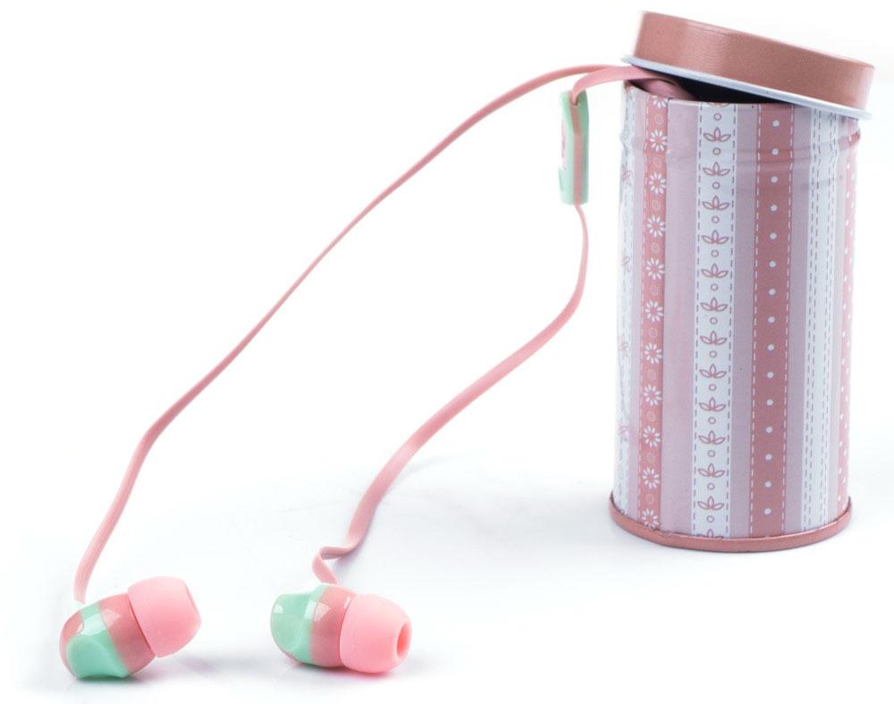 Harper Kids HK-42, Pink наушники00-00001204Наушники-вкладыши Harper Kids HK-42 отлично передают звук не только во время прослушивания музыки, но и при разговоре по телефону (встроенный микрофон позволяет использовать Harper Kids HK-42 в качестве телефонной гарнитуры).Наушники поставляются в пяти сочных цветовых решения, среди которых не только универсальные черный и белый, но и яркие зеленый, желтый, фиолетовый, розовый и голубой.Футляр, который поставляется в комплекте с наушниками, имеет гармонирующую с ними расцветку и оригинальный рисунок, что превращает его в стильный аксессуар. При этом наушники, которые хранятся в футляре, меньше пылятся, реже ломаются и гораздо дольше служат.Все органы управления наушниками сконцентрированы в одной кнопке на проводе. При помощи специальной комбинации нажатий, указанной в инструкции к наушникам, вы сможете принимать/завершать входящие вызовы (функция телефонной гарнитуры), переключать треки, запускать и ставить на паузу музыку, перематывать треки вперед и назад.
