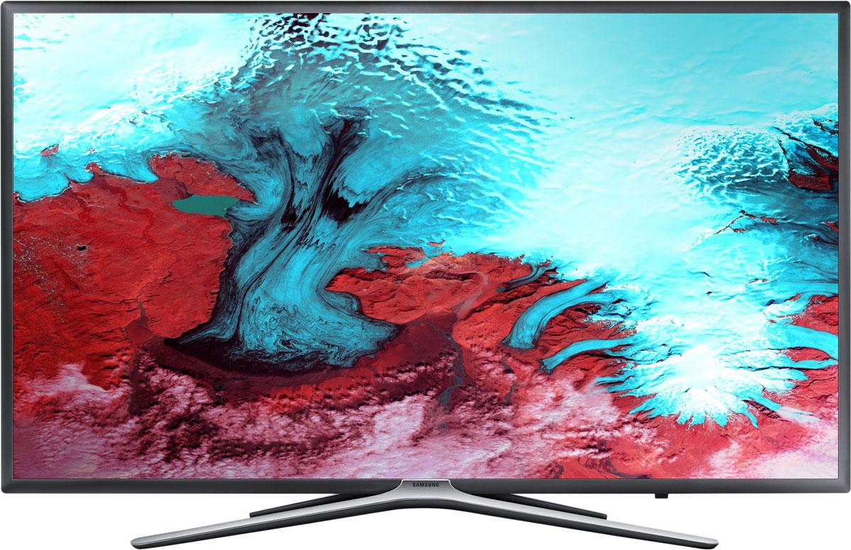Samsung UE43M5500AUX телевизорUE-43M5500AUXFull HD телевизор Samsung UE43M5500AUX подарят вам необыкновенный захватывающий мир. Получите новые впечатления от уже любимых фильмов и ТВ программ.Технология Ultra Clean View анализирует контент и снижает уровень шумов с помощью специального алгоритма обработки сигнала. Даже если исходный видеосигнал имеет качество ниже Full HD, изображение будет улучшено до качества, сравнимого со стандартом Full HD.Благодаря мощному 4х-ядерному процессору Quad Core, отклик на команды в Samsung Smart ТВ стал еще быстрее, а приложения запускаются почти мгновенно. Функция Multi-Link Screen поддерживает быстрый режим многозадачности.Встроенная поддержка беспроводной сети позволяет легко подключить Smart ТВ к Интернету без использования кабелей. Наслаждайтесь уникальным дизайном телевизора без лишних проводов.Разъемы HDMI в телевизорах Samsung превращают вашу комнату в центр развлечений. Подключите устройства с поддержкой HDMI к вашему телевизору и наслаждайтесь контентом.