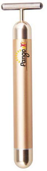 Pango Мини-массажер Сияние КрасотыPNG-M151) Мини массажер Сияние Красоты инновационного современного дизайна с высокой частотой вибрации (7000 об/мин) — это незаменимый эффективный и полезный аксессуар современной модницы; 2) Прекрасно подходит для нанесения косметических средств, усиливает их эффект, придает коже блеск и сияние; 3) Улучшает кровообращение, способствует разглаживанию морщин, регенерации и повышению упругости кожи лица; 4) Водостойкий, бесшумный; 5) Используется также для точечного массажа тела; 6) Способствует восстановлению коллагеновых волокон; 7) Питание от пальчиковой батарейки типа АА; 8) Красивая подарочная упаковка.