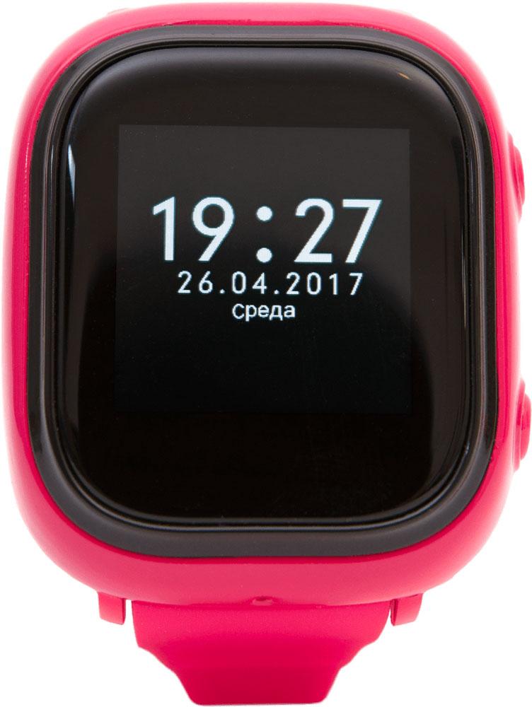 EnBe Children Watch умные детские часы с GPS трекером, Pink529-PINKEnBe Children Watch - это абсолютно новая разработка умных детских GPS часов с функционалом сотового телефона. Устройство позволит вести тотальный контроль за своими детьми и при этом иметь уникальную возможность двухсторонней связи с часами. А множество внедренных детских опций превратят инновационный гаджет в полезный и развлекательный наручный комплекс.В данной модели предусмотрена тревожная кнопка, расположенная в самом доступном месте, после нажатия на которую, родители мгновенно получают уведомление на заранее внесенные экстренные номера.Шагомер. Увлекательная функция, которая заинтересует вашего ребенка и даст возможность самостоятельно развиваться физически и при этом вести наблюдение за проделанной дистанцией.Расписание занятий. Полезная функция для детей, теперь можно внести список в приложение на часах и на мониторе будет отображаться какой будет следующий урок.GPS-трекер. EnBe Children Watch являются наиболее точными при слежении ребенка при помощи WI-FI соединения, либо же через GPS/AGPS, LBS. Помимо слежения в реальном времени, вы сможете просмотреть историю всех перемещений за предыдущий месяц.Отдаление ребенка не более 10 метров. Функция разрыва Bluetooth соединения часов с телефоном, в случае отдаления на 10 метров, часы и телефон начнут издавать звуковой сигнал. Данная опция пригодится во время посещения детских площадок, торговых центров и других развлекательных мероприятиях.Звонки на часы. Доступна возможность обычного звонка на часы телефон, что позволяет связываться с ребенком в любое время.Гаджет оснащен цветным сенсорным монитором с диагональю 1.22. Кнопки управления (2 штуки) отвечающие за моментальный вызов отцу или маме, расположены на корпусе. Часы выполнены из качественного приятного на ощупь пластика.Тип SIM-карты: MicroSIMДатчик снятия с рукиВстроенный динамикВстроенный микрофон