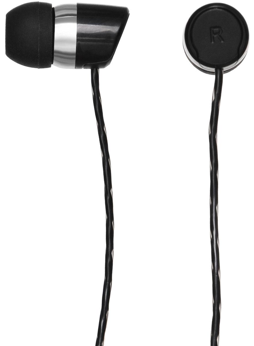 Oklick HS-S-230, Black наушникиHS-S-230Oklick HS-S-230 - подходящий выбор для тех, кто не может представить свою жизнь без любимой музыки отменного качества, звучащей в ушах в пути, во время занятий спортом и любое другое удобное время.Наушники плотно и надежно фиксируются в ушной раковине благодаря специальной форме амбушюр, что выгодно отличает ее от других проводных моделей. Легковесная конструкция делает ношение этого устройства невероятно комфортным.Акустические характеристики гарнитуры Oklick HS-S-230 обеспечивают естественное звучание на средних частотах и четкую детализацию звуков при прослушивании музыки и аудиокниг.Данная модель оснащена кнопкой ответа на вызов и микрофоном, закрепленными на проводе, поэтому ее можно использовать при подключении не только к компактной аудиотехнике, но и смартфону.