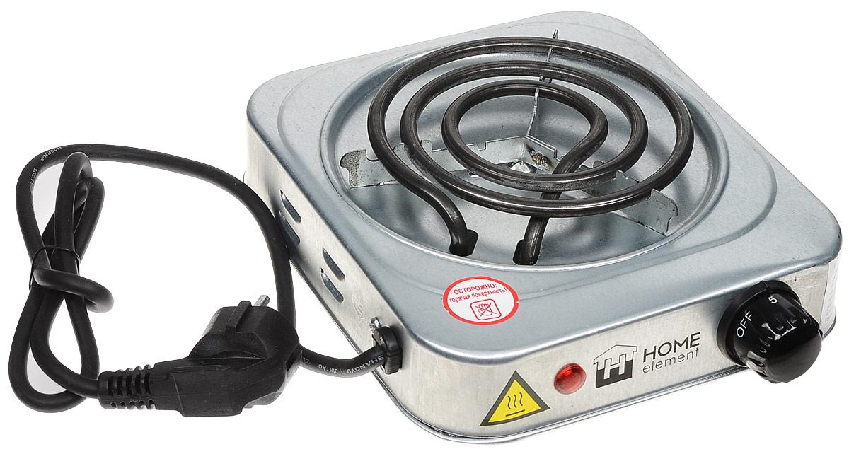 Home Element HE-HP703, Silver настольная плита