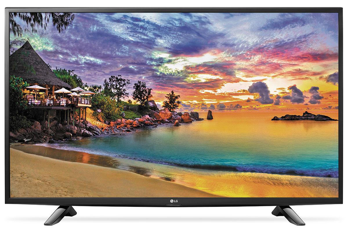 LG 49UH603V телевизор49UH603VТелевизор LG 49UH603V с функцией HDR Pro позволяет увидеть фильмы с теми яркостью, богатейшей палитрой и точностью цветовых оттенков, с какими они были сняты.В LG 49UH603Vиспользуется трёхмерный алгоритм обработки цвета, что позволяет минимизировать искажения и добиться оттенков, максимально приближенных к натуральным.Функция энергосбережения включает в себя контроль подсветки, который позволяет регулировать яркость экрана в целях экономии электроэнергии.Специальный алгоритм ULTRA Surround преобразовывает звуковые волны, исходящие из двухканальных динамиков так, что вам будет казаться, что вы слушаете 7-канальный звук. Получите ещё больше удовольствия от просмотра 4К фильмов!Операционная система LG SMART TV на базе webOS 3.0 создана для того, чтобы доступ к фильмам, сериалам, музыке и интернет-порталам через телевизор был простым и удобным.