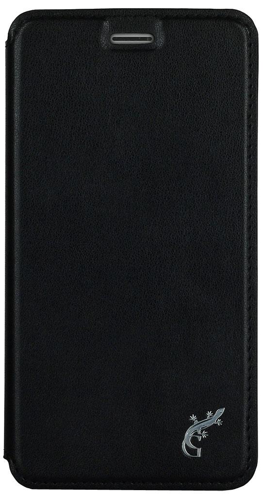 G-Case Slim Premium чехол для Asus ZenFone Live ZB501KL, BlackGG-801Стильный чехол выполнен из высококачественных материалов и служит для защиты устройства от царапин, пыли и падений. Чехол надежно фиксирует устройство. Имеет свободный доступ ко всем разъемам и камере.