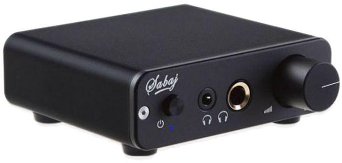 Sabaj PHA1, Black усилитель для наушников - Hi-Fi компоненты