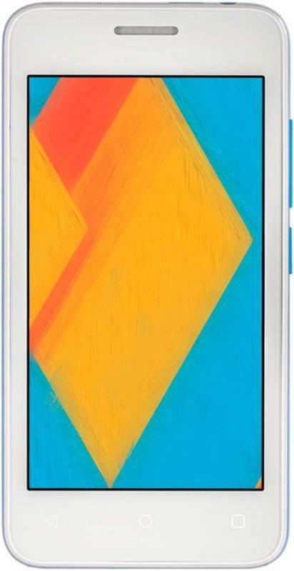 Fly Stratus 6 FS407, Blue9791Fly FS407 - компактный и эргономичный смартфон. Четырехдюймовый дисплей, позволяющий с удобством просматривать веб-страницы, играть и работать с приложениями, обеспечивает компактные размеры. Модель легко управляется одной рукой и с легкостью поместится в кармане рубашки или маленькой женской сумке.Операционная система Android Marshmallow гарантирует высокую производительность устройства: оптимизированная система оперативно обрабатывает данные, справляется с задачами без зависаний и обеспечивает общую энергоэффективность с низким расходом заряда аккумулятора.Fly FS407 дает максимум возможностей для комфортного общения. Две SIM-карты - это выгодный подбор тарифных планов, экономия расходов в роуминге и удобное разделение личных и деловых звонков.Смартфон станет надежным хранилищем для данных: 4 Гб встроенной памяти можно с легкостью расширить на 32 Гб с помощью карт microSDHC.Телефон сертифицирован EAC и имеет русифицированный интерфейс меню и Руководство пользователя.