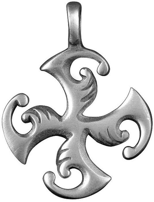 Амулет-тотем Гифтман №33 Крест Гаммата, материал: олово. Авторская работа. 71133АромакулонАмулет, талисман. Можно использовать в виде подвески либо в виде брелока.Насыщает солнечной энергией, даёт силу, благополучие и уверенность, охраняет от нечисти. Этот знак символизирует счастье, избавление и удачу. В Китае символ выражает чистоту, благосостояние и долгую жизнь. В Индии представляет бога Ганешу, а также солнце и жизнь. Имеет огромную энергетическую силу, хранящую своего владельца от нечистых сил.