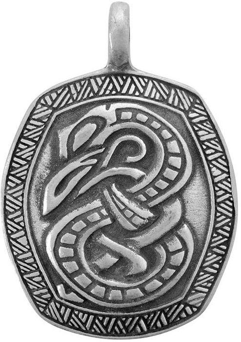 Амулет защитный Гифтман Змей Ермунганд. Авторская работа. 71525Брошь-кулонАмулет, талисман. Можно использовать в виде подвески либо в виде брелока.Наделяет мудростью, ловкостью и пробуждает скрытые возможности человека.