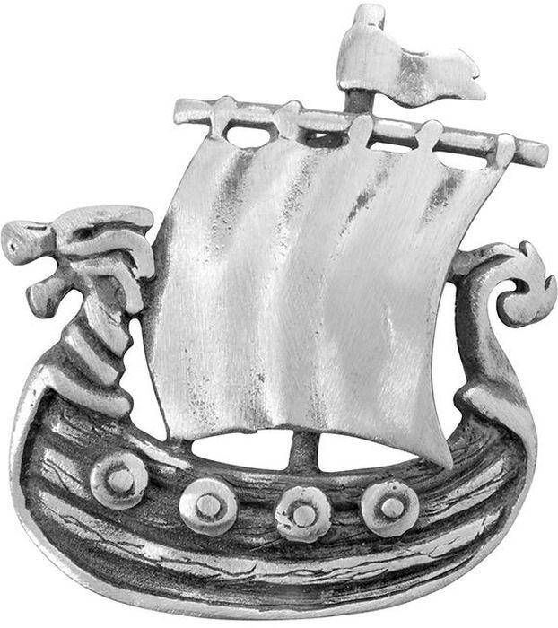 Амулет защитный Гифтман Драккар викингов. Авторская работа. 71530Брошь-кулонАмулет, талисман. Можно использовать в виде подвески либо в виде брелока.Покровительствует путешествиям, приносит удачу, вселяет уверенность.