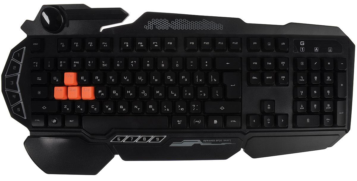 A4Tech Bloody B314, Black игровая клавиатура игровая клавиатура a4tech x7 g700 black