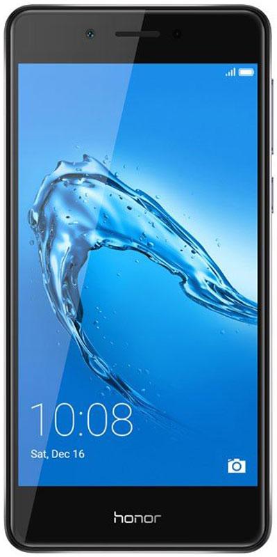 Huawei Honor 6C, Grey10131Honor 6C притягивает взгляды! Тонкий металлический корпус с плавными изгибами, лаконичный дизайн и 2.5D стекло подчеркивают изящность форм и компактный размер.Совмещенный модуль сенсорной панели и LCD-экрана диагональю 5 дюймов обеспечивает повышенную яркость и насыщенную цветопередачу, сохраняя четкое изображение даже под прямыми солнечными лучами.Оснащенный 64-разрядным процессором Snapdragon, модулем оперативной памяти 3 ГБ и встроенной памяти 32 ГБ, Honor 6C быстро и легко справляется с задачами любой сложности. Новая технология оптимизации файловой системы повышает производительность на 20%.Основная камера 13 Мпикс с технологией PDAF смартфона Honor 6C обеспечивает высокую скорость съемки (всего 0,5 секунды). Фронтальная камера 5 Мпикс с углом обзора 80° и поддержкой функции панорамных селфи позволит вам всегда быть в центре внимания.Новейший сканер отпечатков пальцев смартфона Honor 6C распознает даже неполные отпечатки, а также прикосновения влажных рук. Сканер позволяет разблокировать смартфон за считанные мгновения.Honor 6C оснащен аккумуляторной батареей 3020 мАч, которая обеспечивает до 1,3 дня интенсивного использования. Благодаря фирменной технологии энергосбережения вы можете наслаждаться мобильными развлечениями целый день без дополнительной подзарядки.Телефон сертифицирован EAC и имеет русифицированный интерфейс меню и Руководство пользователя.