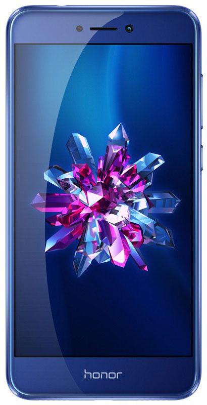 Huawei Honor 8 Lite, Blue51091LNMHuawei Honor 8 Lite - идеальный смартфон для тех, кто выбирает стиль и надежность. Благодаря ультратонкому корпусу и двухстороннему стеклу 2.5D смартфон удобно лежит в руке. Закругленные края смартфона и эффект матированной стали передают невероятную игру света и тени.Мощный 8-ядерный процессор Kirin 655, оперативная память LPDDR3 4 ГБ и встроенная память 32 ГБ с поддержкой карт до 128 ГБ обеспечивают бесперебойную работу смартфона Honor 8 Lite даже при одновременном использовании множества функций и приложений.Инновационная обучаемая интеллектуальная система позволяет смартфону Honor 8 Lite запоминать ваши действия, грамотно распределяя ресурсы.Высокоемкая аккумуляторная батарея 3 000 мАч с технологией 16 нм и новейшей системой энергосбережения Smart Power пятого поколения обеспечивают до 93 часов работы смартфона без подзарядки. Не нужно беспокоиться о том, что батарея может разрядиться во время просмотра захватывающего фильма или прослушивания любимых композиций.С уникальными функциями фронтальной камеры смартфона Honor 8 Lite снимки получаются четкими и яркими. Фронтальная камера 8 Мпикс с широкоугольным объективом 77° и принципиально новыми режимами селфи откроет удивительный мир портретной фотографии.Усовершенствованная система распознавания отпечатков пальцев позволяет разблокировать Honor 8 Lite всего за 0,3 секунды! В Honor 8 Lite используется система защиты на уровне процессора, а также сохраненные шаблоны отпечатков пальцев, которые нельзя ни извлечь, ни восстановить. Это обеспечивает надежную защиту ваших персональных данных.Honor 8 Lite удобно лежит в руке. Наслаждайтесь четкими и живыми изображениями на экране 5,2 дюйма с разрешением 1080P Full HD и плотностью пикселя 423 PPI, технологией настройки динамической подсветки и цветокоррекции.Создатели интерфейса EMUI 5.0 на базе ОС Android 7.0 вдохновились богатством красок Эгейского моря. В новом интерфейсе EMUI 5.0 используются самые современные функции и технологии, прин