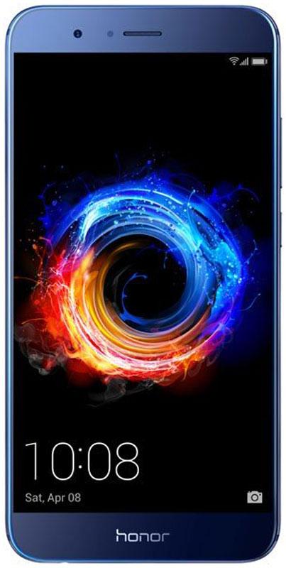 Huawei Honor 8 Pro, Blue51091LMMHuawei Honor 8 Pro - воплощение минималистичного дизайна. Тонкий металлический корпус (всего 6,97 мм) скрывает более 1 000 компонентов смартфона.Данная модель отличается высокой эргономичностью и удобно лежит в руке. Корпус смартфона гладкий и ровный, двойная основная камера не выступает за его пределы и лаконично встроена в поверхность корпуса.Новейший 8-ядерный процессор Kirin 960 (на 18%) и графический процессор Mali-G71 (на 180%) мощнее процессоров, используемых в предыдущих моделях. 6 ГБ оперативной памяти обеспечивают высочайшую производительность игр и приложений на Honor 8 Pro.API Vulkan - лучшее решение для игр на мобильных устройствах.Скорость обработки изображений и визуальных эффектов интерфейса у API Vulkan намного выше, чем у его предшественника Open GL. API Vulkan повышает возможности графического рендеринга и обработки данных смартфона. Производительность графики на смартфоне увеличена на 400%. Это позволяет играть в любые игры без задержек.Создатели интерфейса EMUI 5.1 вдохновились богатством красок Эгейского моря. В инновационном интерфейсе EMUI 5.1 используются самые современные функции и технологии, принципиально новые элементы, возможности персональной настройки.Высокоемкая батарея 4 000 мАч и новейшая система энергосбережения Smart Power пятого поколения обеспечивают до 2 дней обычного использования или до 1,44 дней интенсивного использования смартфона без подзарядки.Двойная основная камера 12 Мпикс Honor 8 Pro обеспечивает высочайшее качество фотосъемки. Два объектива камеры - монохромный и RGB, объединяясь, создают ещё более профессиональные и яркие фотографии. Режим широкой диафрагмы позволяет использовать эффект размытия фона как в режиме фотосъемки, так и на видеозаписи.Телефон сертифицирован EAC и имеет русифицированный интерфейс меню и Руководство пользователя.
