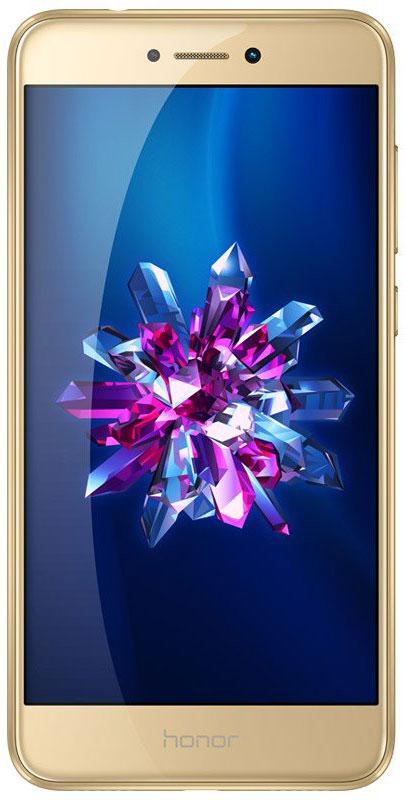 Huawei Honor 8 Lite, Gold51091LNLHuawei Honor 8 Lite - идеальный смартфон для тех, кто выбирает стиль и надежность. Благодаря ультратонкому корпусу и двухстороннему стеклу 2.5D смартфон удобно лежит в руке. Закругленные края смартфона и эффект матированной стали передают невероятную игру света и тени.Мощный 8-ядерный процессор Kirin 655, оперативная память LPDDR3 4 ГБ и встроенная память 32 ГБ с поддержкой карт до 128 ГБ обеспечивают бесперебойную работу смартфона Honor 8 Lite даже при одновременном использовании множества функций и приложений.Инновационная обучаемая интеллектуальная система позволяет смартфону Honor 8 Lite запоминать ваши действия, грамотно распределяя ресурсы.Высокоемкая аккумуляторная батарея 3 000 мАч с технологией 16 нм и новейшей системой энергосбережения Smart Power пятого поколения обеспечивают до 93 часов работы смартфона без подзарядки. Не нужно беспокоиться о том, что батарея может разрядиться во время просмотра захватывающего фильма или прослушивания любимых композиций.С уникальными функциями фронтальной камеры смартфона Honor 8 Lite снимки получаются четкими и яркими. Фронтальная камера 8 Мпикс с широкоугольным объективом 77° и принципиально новыми режимами селфи откроет удивительный мир портретной фотографии.Усовершенствованная система распознавания отпечатков пальцев позволяет разблокировать Honor 8 Lite всего за 0,3 секунды! В Honor 8 Lite используется система защиты на уровне процессора, а также сохраненные шаблоны отпечатков пальцев, которые нельзя ни извлечь, ни восстановить. Это обеспечивает надежную защиту ваших персональных данных.Honor 8 Lite удобно лежит в руке. Наслаждайтесь четкими и живыми изображениями на экране 5,2 дюйма с разрешением 1080P Full HD и плотностью пикселя 423 PPI, технологией настройки динамической подсветки и цветокоррекции.Создатели интерфейса EMUI 5.0 на базе ОС Android 7.0 вдохновились богатством красок Эгейского моря. В новом интерфейсе EMUI 5.0 используются самые современные функции и технологии, прин