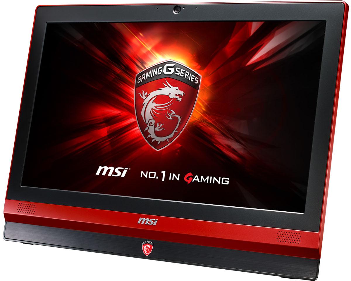 MSI Gaming 24 6QE-040RU, Black моноблокGAMING 24 6QE-040RUОсновываясь на успехе мощных игровых материнских плат и видеокарт, MSI удачно объединила все части полноценного игрового ПК с высококачественным дисплеем, создав моноблок Gaming 24, способный продемонстрировать всё великолепие современных игр в высоком разрешении и с высокими кадровыми частотами (FPS). Оснащённый дискретной видеокартой NVIDIA GeForce GTX 960M и первоклассной аудиосистемой, этот моноблок не оставит равнодушным как обычных игроков, так и профессиональных геймеров.Сердцем Gaming 24 является высокопроизводительный десктоп-процессор Intel Core i7-6700HQ, способный дать вашей системе вычислительную мощь для решения любых задач. Кроме того, этот процессор чрезвычайно энергоэффективен, что делает его идеальным выбором для вашей игровой станции.Вы сможете достичь максимально возможной производительности вашего моноблока благодаря поддержке оперативной памяти DDR4-2133, отличающейся скоростью чтения более 2,9 Гбайт/с и скоростью записи 3,5 Гбайт/с. Возросшая на 30% производительность стандарта DDR4-2133 (по сравнению с предыдущим поколением, DDR3-1600) поднимет ваши впечатления от современных и будущих игровых шедевров на совершенно новый уровень.Мощное оборудование нуждается в соответствующем мониторе, чтобы отобразить все нюансы. Вот почему моноблок Gaming от MSI оснащается лучшим в классе дисплееми с технологией Wide Viewing Angle. Антибликовое покрытие дисплея позволяет наслаждаться сочными цветами и красотой игр без проблем, свойственных глянцевым экранам.Проводите много времени за играми или работой? Моноблок MSI снабжен технологией Anti-Flicker, стабилизирующей частоту тока электросети и предотвращающей мерцание изображения. Эта технология, независимо от настроек дисплея, значительно снижает напряжение и усталость глаз пользователя при длительных игровых или рабочих сессиях. Кроме того, все моноблоки MSI поддерживают технологию Less Blue Light, эффективно снижающую интенсивность света в голубом 