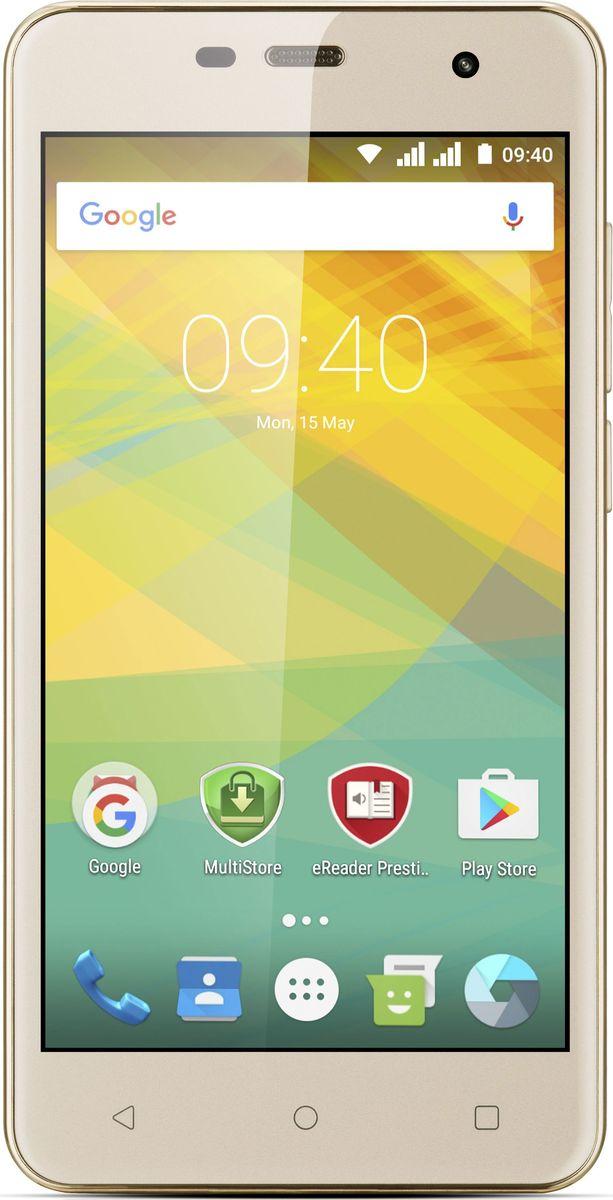 Prestigio Muze G3 LTE, Gold