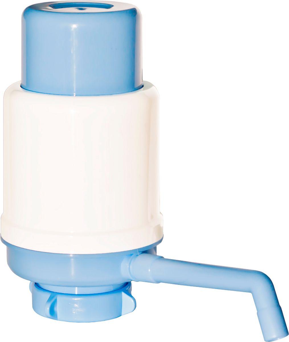 Aqua Work Дельфин Эко, Blue помпа для воды20071Ручная помпа для воды Дельфин Эко проста и удобна в эксплуатации. Ее приобретают домой и в офисы, берут с собой в поездки на природу и на дачу.Детали тщательно подогнаны друг к другу, без лишних зазоров, благодаря этому при эксплуатации кнопка не шатается, не издает посторонних звуков.Изготовлена из прочного пищевого пластика.Используется с любыми стандартными бутылями из поликарбоната и ПЭТ емкостью 19 или 12 литровКрепится на горлышке при помощи надежного цангового зажимаОткачивает воду с самого дна бутыли при помощи составной трубки длиной более 48 смЛегко разбирается для профилактической промывки