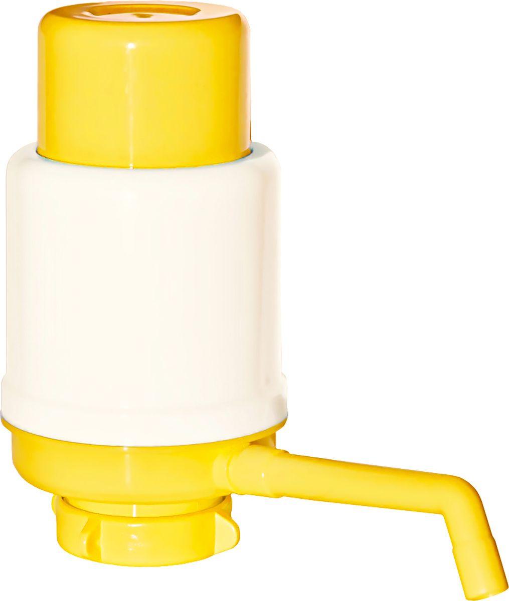 Aqua Work Дельфин Эко, Yellow помпа для воды20088Ручная помпа для воды Дельфин Эко проста и удобна в эксплуатации. Ее приобретают домой и в офисы, берут с собой в поездки на природу и на дачу.Детали тщательно подогнаны друг к другу, без лишних зазоров, благодаря этому при эксплуатации кнопка не шатается, не издает посторонних звуков.Изготовлена из прочного пищевого пластика.Используется с любыми стандартными бутылями из поликарбоната и ПЭТ емкостью 19 или 12 литровКрепится на горлышке при помощи надежного цангового зажимаОткачивает воду с самого дна бутыли при помощи составной трубки длиной более 48 смЛегко разбирается для профилактической промывки