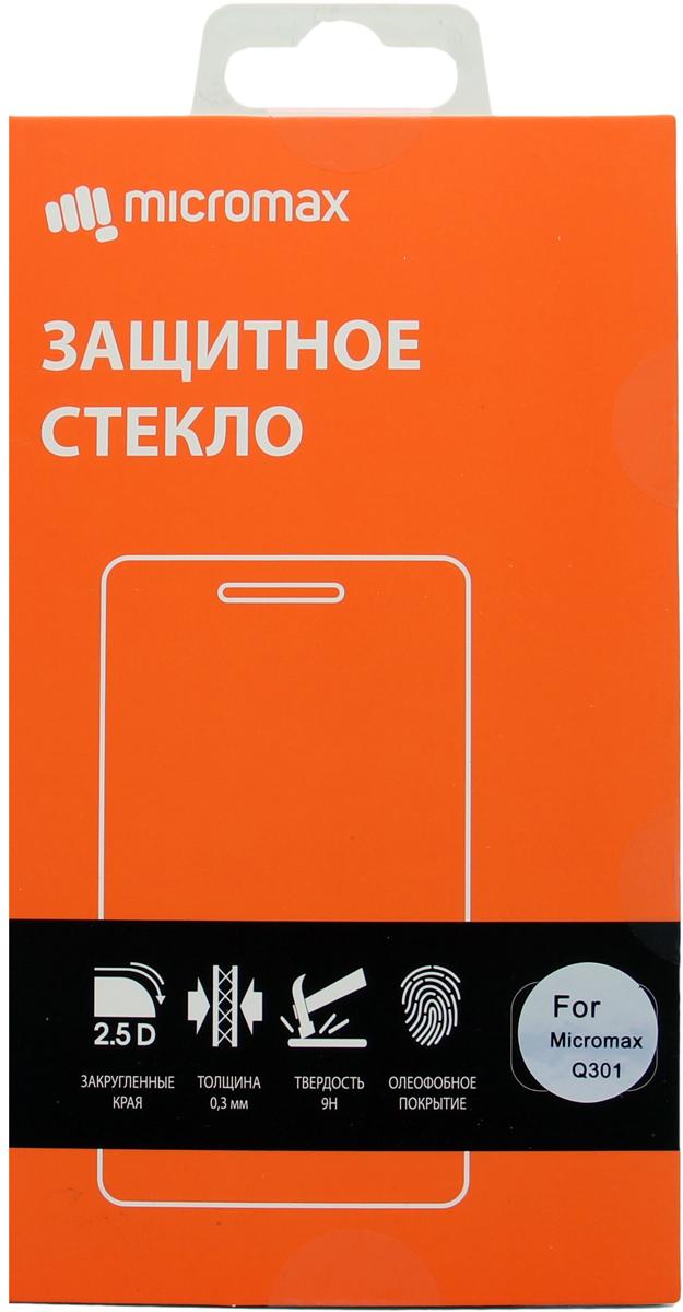 Micromax защитное стекло для Q3014897044302414