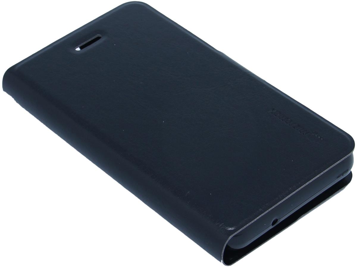 Micromax чехол-книжка для Q326, Black6949312318134
