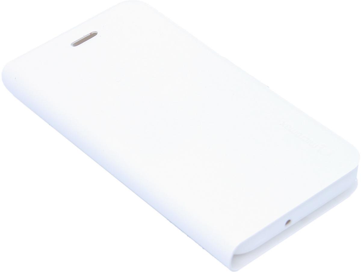 Micromax чехол-книжка для Q346/Q346L, White6949312318141