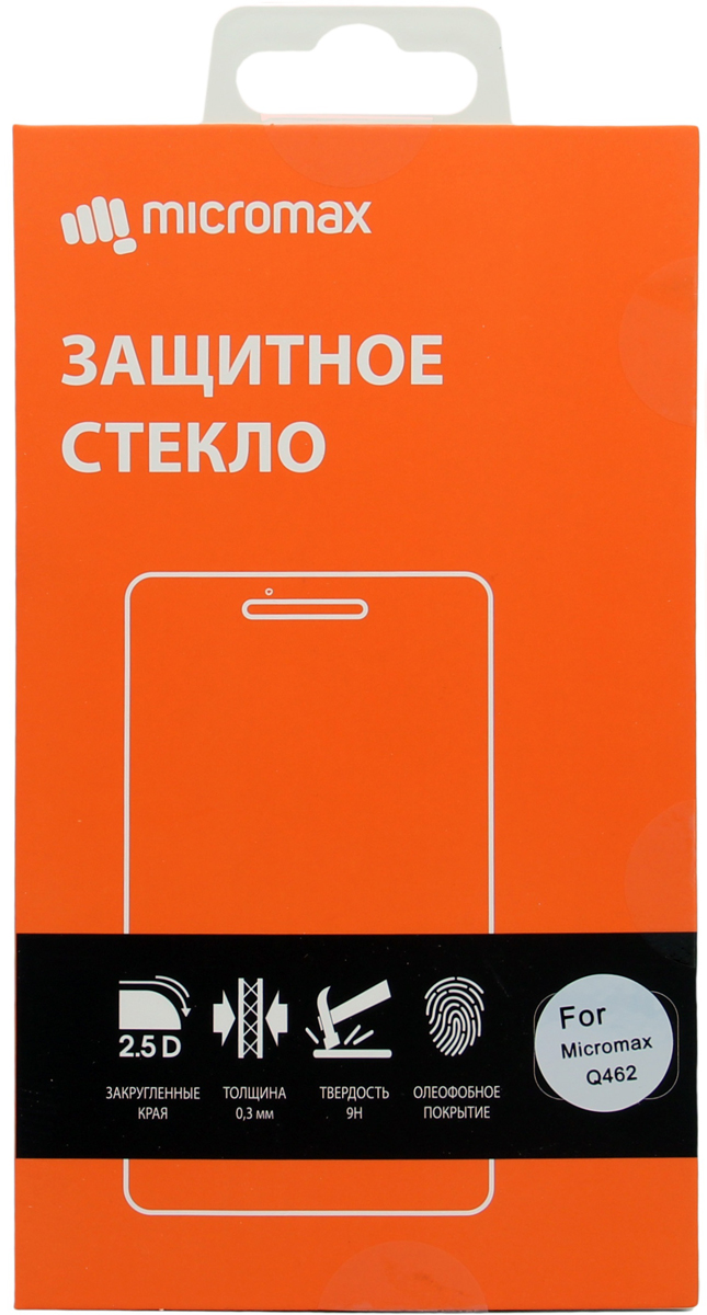 Micromax защитное стекло для Q4624897044302711