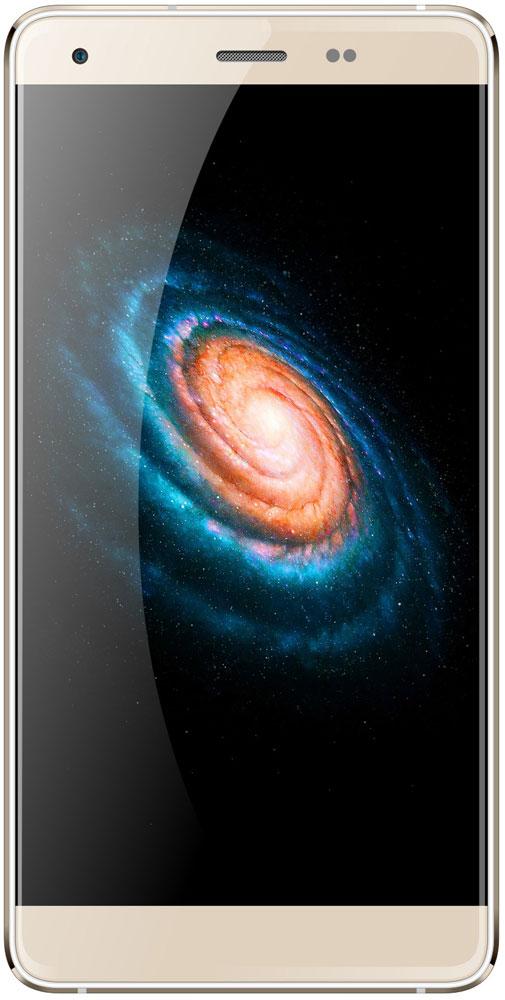 Ark Impulse P2, GoldARK Impulse P2 ЗолотоArk Impulse P2 - смартфон, который оснащен всем необходимым для комфортной работы в современном ритме.Яркий 5 IPS дисплей покрыт 2.5D стеклом и очень удобен для веб-серфинга, чтения и просмотра видео.Четырехъядерный процессор MediaTek MT6735 и Android 6.0 обеспечивают плавную работу всех популярных приложений.Поддержка работа в 3G сетях даёт возможность мгновенно загружать веб-страницы, общаться в социальных сетях и непрерывно поддерживать связь с родными и близкими.В смартфоне традиционно присутствуют слот для двух SIM-карт. Кроме того, Ark Impulse P2 оснащён модулем навигации GPS, который увеличивает точность определения местоположения, что поможет сориентировать в незнакомой местности.За хранение контента в Ark Impulse P2 отвечает встроенная Flash-память объёмом 16 ГБ, которую при необходимости можно расширить картой памяти ёмкостью до 32 ГБ.Телефон сертифицирован EAC и имеет русифицированный интерфейс меню и Руководство пользователя.