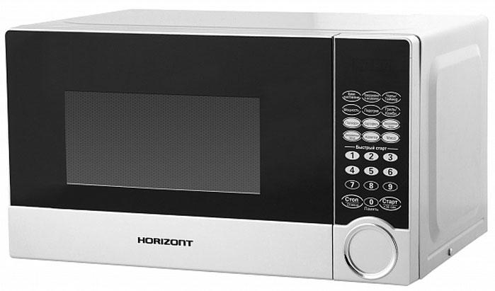 Horizont 20MW800-1479BDS микроволновая печь20MW800-1479BDSОбъем камеры: 20 литров; номинальная мощность: 800 Вт; гриль; тип управления: сенсорный.