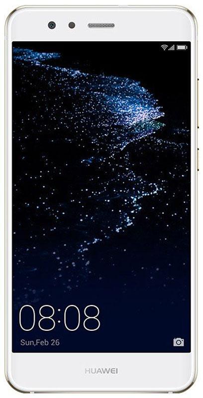 Huawei P10 Lite, White51091LXMБлагодаря двойному 2.5D стеклу, металлическому корпусу с алмазной обработкой и лаконичной конструкции смартфон Huawei P10 Lite прекрасно выглядит и его приятно держать в руках.Стекло, покрывающее обе панели смартфона, гладкое и приятное на ощупь. Оно имеет седьмой уровень твердости по шкале Мооса, что делает смартфон прочным и устойчивым к царапинам и повреждениям. Водная гладь стала основой сапфирового синего цвета модели, а блестящая пленка толщиной 0,1 мм под задней стеклянной панелью напоминает водную рябь, которая меняется в зависимости от освещения.Благодаря процедуре ЧПУ алюминиево-магниевый корпус стал еще прочнее, красивее и долговечнее. А специальная процедура окисления придает смартфону яркость и предотвращает появление царапин.В результате керамической обработки боковые грани модели обретают рельефную отделку и в то же время гладкую поверхность, поэтому смартфон удобно держать в руках.Смартфон оснащен FHD-дисплеем с диагональю 5,2 дюйма, обеспечивающим широкую гамму RGB-цветов. С ним вы сможете запечатлеть всю красоту окружающего мира! В темное время суток снижается интенсивность свечения экрана, повышается комфорт для глаз.Аккумулятор емкостью 3000 мАч быстро заряжается и долго держит заряд. 10-минутной подзарядки хватает на 2 часа беспрерывного просмотра видео. Наличие сертификатов от 11 международных организаций, пятиуровневая система безопасности и технология быстрой зарядки дают вам возможность уверенно выполнять различные задачи с любой скоростью.Интеллектуальный аккумулятор с технологией Smart Power-Saving 5.0, которая продлевает время работы без подзарядки, снижает энергопотребление и оптимизирует использование приложений. Длительное время работы от аккумулятора позволяет дольше пользоваться любимыми приложениями.Процессор Kirin 658 сокращает энергопотребление и повышает производительность. Ультрасовременный пользовательский интерфейс EMUI 5.1 не только быстро работает, но также удобен в использовании и привлекателен