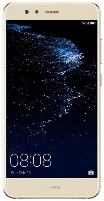 Huawei P10 Lite, Gold51091LXNБлагодаря двойному 2.5D стеклу, металлическому корпусу с алмазной обработкой и лаконичной конструкции смартфон Huawei P10 Lite прекрасно выглядит и его приятно держать в руках.Стекло, покрывающее обе панели смартфона, гладкое и приятное на ощупь. Оно имеет седьмой уровень твердости по шкале Мооса, что делает смартфон прочным и устойчивым к царапинам и повреждениям. Водная гладь стала основой сапфирового синего цвета модели, а блестящая пленка толщиной 0,1 мм под задней стеклянной панелью напоминает водную рябь, которая меняется в зависимости от освещения.Благодаря процедуре ЧПУ алюминиево-магниевый корпус стал еще прочнее, красивее и долговечнее. А специальная процедура окисления придает смартфону яркость и предотвращает появление царапин.В результате керамической обработки боковые грани модели обретают рельефную отделку и в то же время гладкую поверхность, поэтому смартфон удобно держать в руках.Смартфон оснащен FHD-дисплеем с диагональю 5,2 дюйма, обеспечивающим широкую гамму RGB-цветов. С ним вы сможете запечатлеть всю красоту окружающего мира! В темное время суток снижается интенсивность свечения экрана, повышается комфорт для глаз.Аккумулятор емкостью 3000 мАч быстро заряжается и долго держит заряд. 10-минутной подзарядки хватает на 2 часа беспрерывного просмотра видео. Наличие сертификатов от 11 международных организаций, пятиуровневая система безопасности и технология быстрой зарядки дают вам возможность уверенно выполнять различные задачи с любой скоростью.Интеллектуальный аккумулятор с технологией Smart Power-Saving 5.0, которая продлевает время работы без подзарядки, снижает энергопотребление и оптимизирует использование приложений. Длительное время работы от аккумулятора позволяет дольше пользоваться любимыми приложениями.Процессор Kirin 658 сокращает энергопотребление и повышает производительность. Ультрасовременный пользовательский интерфейс EMUI 5.1 не только быстро работает, но также удобен в использовании и привлекателен 