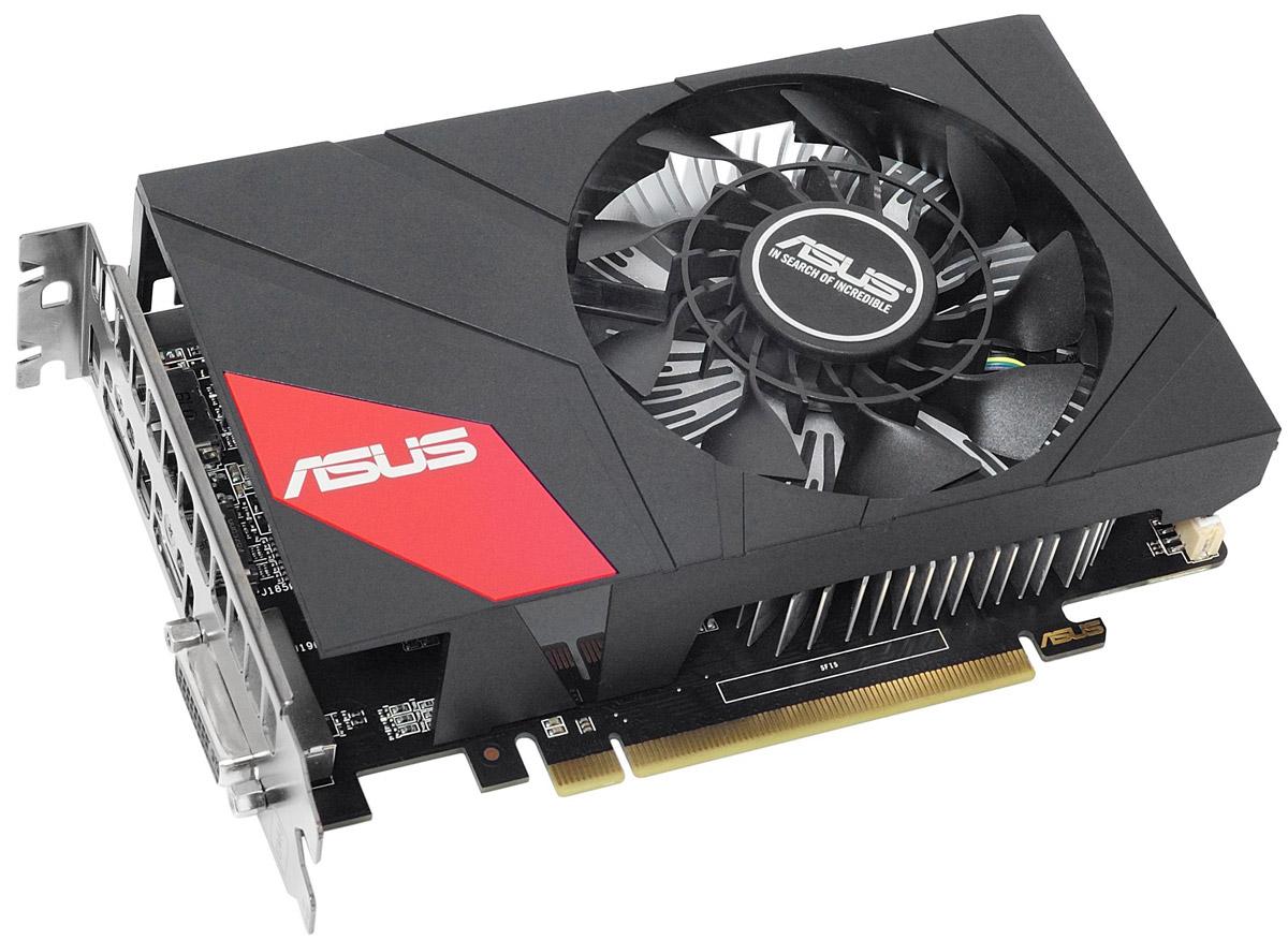 ASUS Mini Radeon R7 360 2GB видеокарта