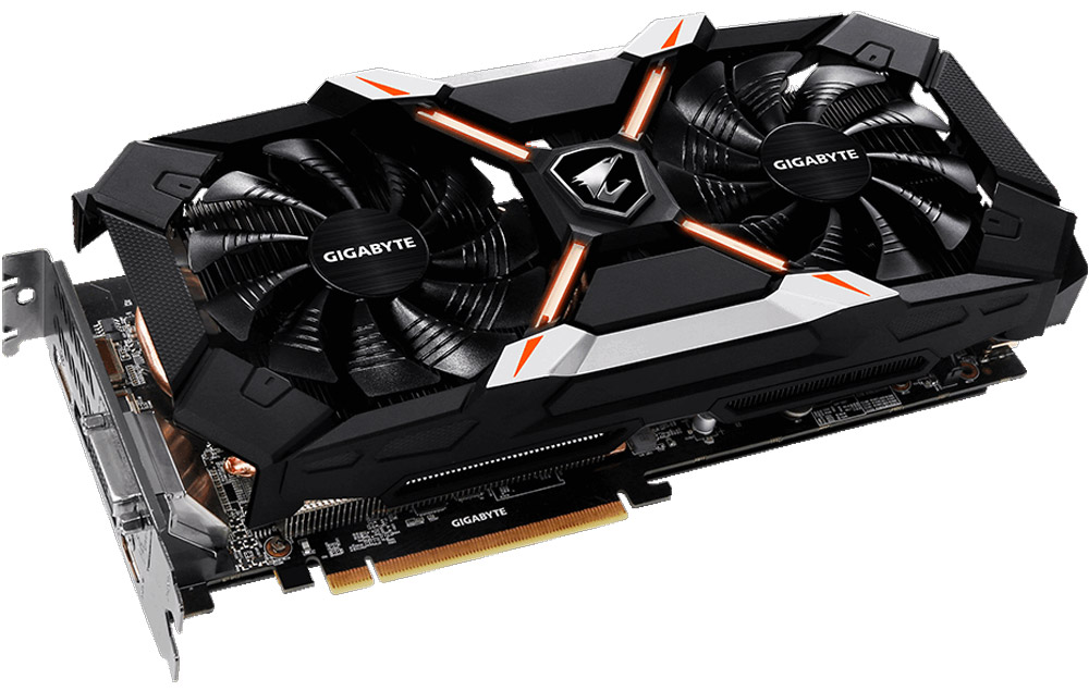 Gigabyte AORUS GeForce GTX 1060 Xtreme Edition 6GB видеокарта