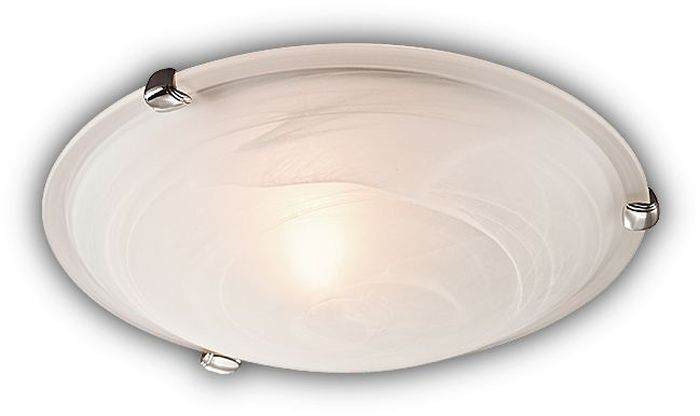 Светильник потолочный Sonex Duna, 2 х E27, 60W. 153/K хром153/K хром